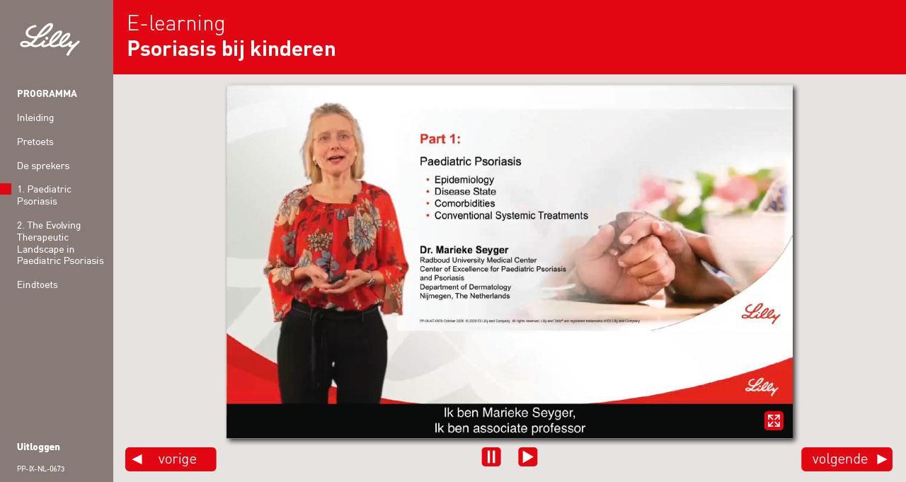 Dr. Marieke Seyger